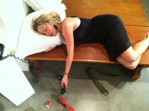 Christy Bigelow in American Dreamers