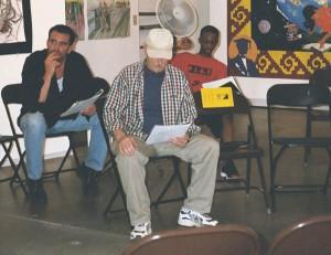 Tim Delaney, Richard Garfield and Edward Elias