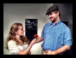 Elizabeth Gibbs & Tom Slater in A Winter's Tale