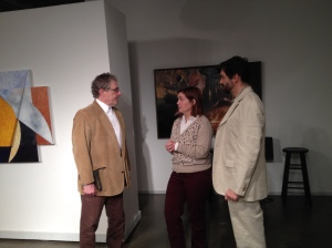 Gary Powell, Wendy Wilcox, & Josh Rengert