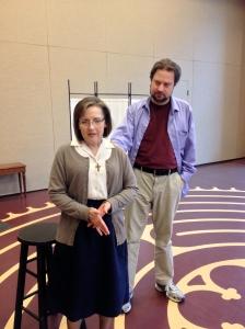 Cheryl Nelson & Brian Allard