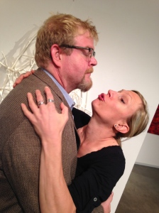 Todd Van Voris and Christy Drogosch
