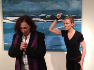 Chrisse Roccaro & Christy Drogosch