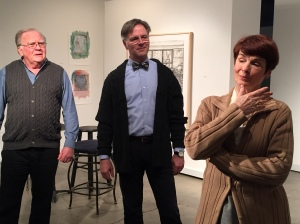 Douglas Mitchell and Brian Harcourt and Mary McDonald-Lewis