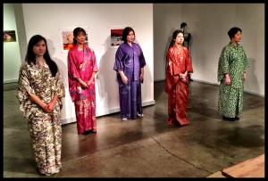 Jillian Hatsumi, Hiromi Adachi, Leticia Maskell, Cordelia Schimpf, and Wynee Hu